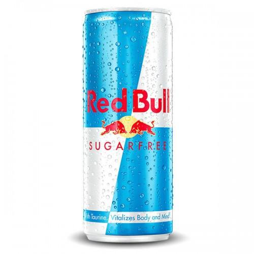 Red Bull Sugar Free 24 x 0,25l