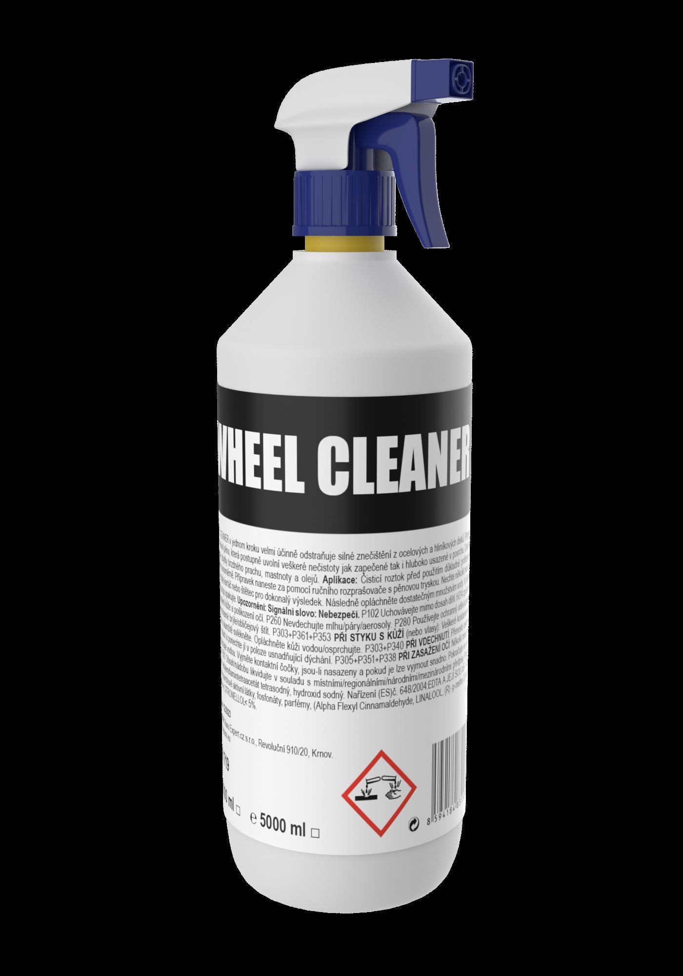 ČISTIČ DISKŮ WHEEL CLEANER 1000ml